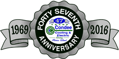 Condee Seal Forty Seventh Anniversary