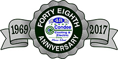Condee Seal Forty Eighth Anniversary