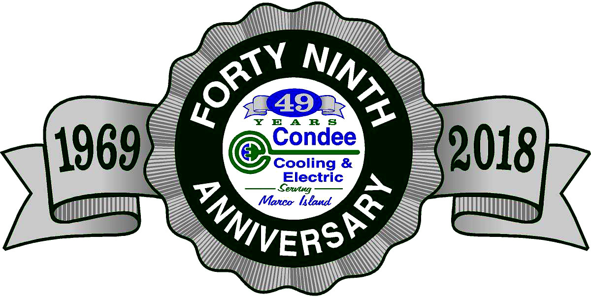 Condee Seal Forty Ninth Anniversary