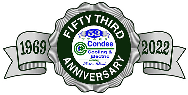 Condee Seal Fifty First Anniversary